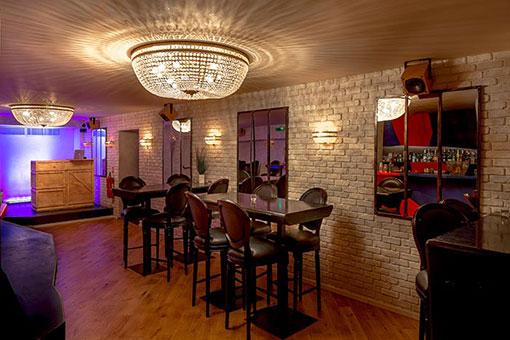 L'Atelier des Artistes - le bar