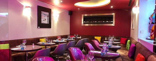 Beau d cor selection restaurant for Couleur restaurant tendance