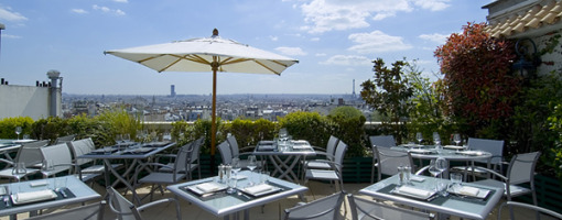 restaurant terrasse paris les meilleurs restaurants. Black Bedroom Furniture Sets. Home Design Ideas