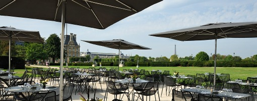 En ext rieur selection restaurant for Restaurant avec jardin terrasse paris